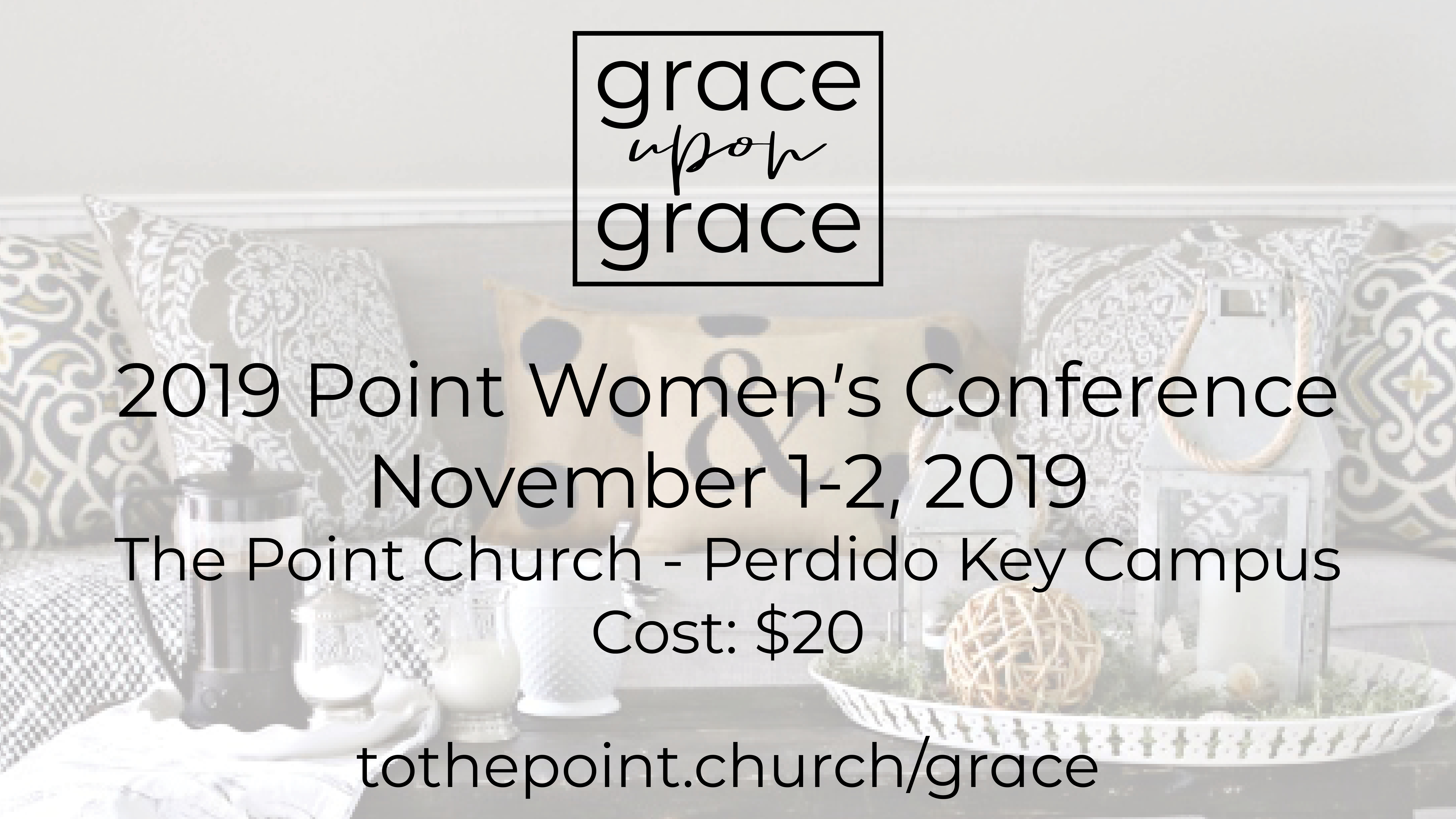 2019 Point Women's Conference
