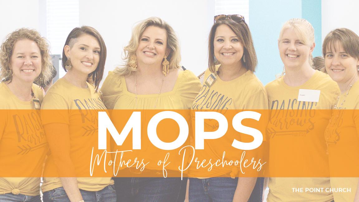 MOPS: Mothers of Preschoolers